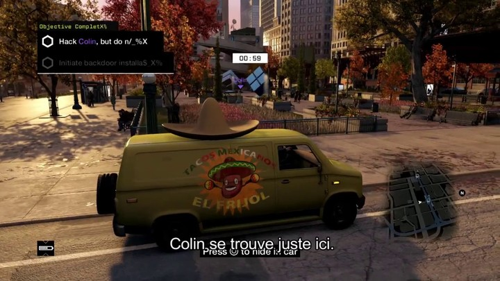 Aperçu du gameplay multijoueur de Watch Dogs