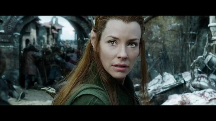 """Bande-annonce du film """"Le Hobbit : la bataille des cinq armées"""""""