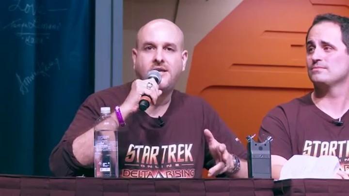 Annonce de l'extension Delta Rising de Star Trek Online