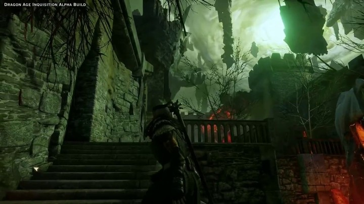 E3 2014 - Gameplay commenté de Dragon Age Inquisition - Partie 2 (VOSTFR)