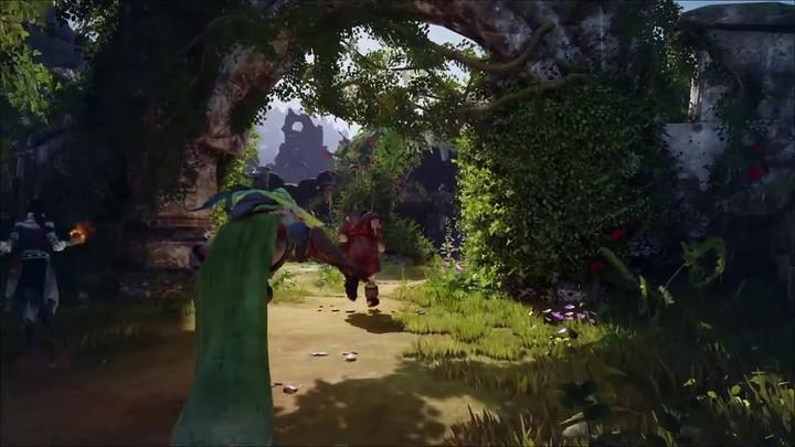 gamescom 2014 - Vilaine bande-annonce de Fable Legends