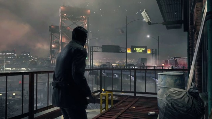 gamescom 2014 - Première vidéo de gameplay de Quantum Break