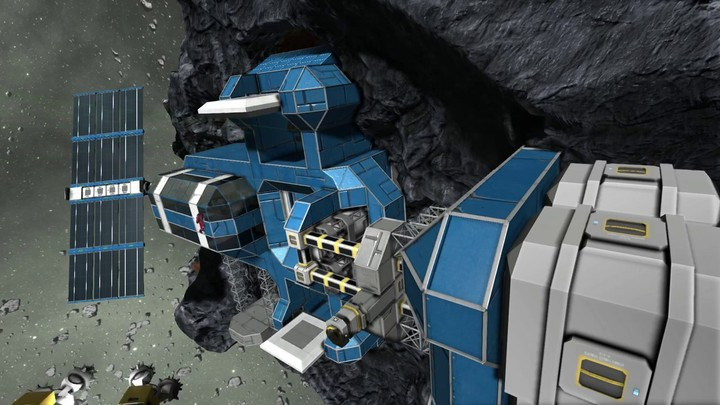gamescom 2014 - Space Engineers s'annonce sur Xbox One