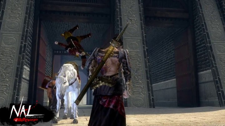 Premier aperçu du gameplay de Next Asian Legend
