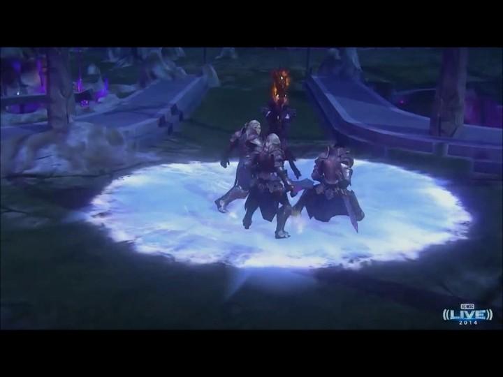 SOE Live 2014 - Aperçu de l'élémentaliste d'EverQuest Next