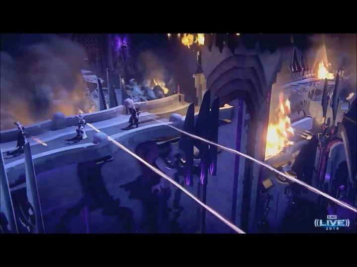 """SOE Live 2014 - Aperçu des """"appels à ralliement"""" d'EverQuest Next"""