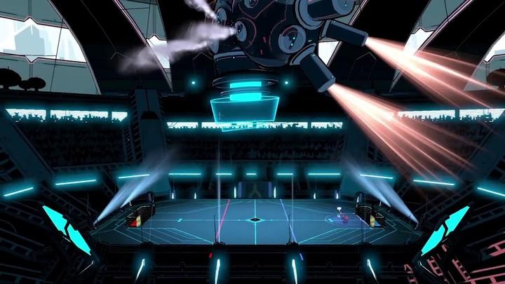 Bande-annonce du MOSA Arena : Cyber Evolution