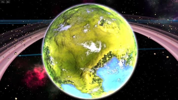 "Démonstration du ""Genesis Device"" de Star Trek Timelines"