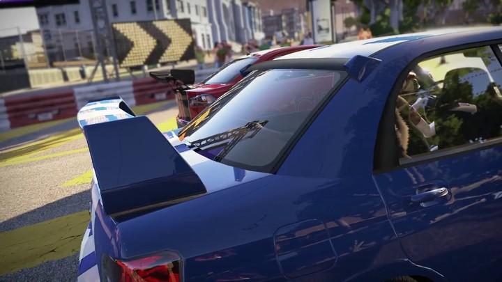 World of Speed : la Mitsubishi Lancer Evolution X face à la Subaru Impreza WRX STi