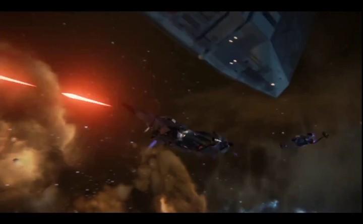 Premier aperçu du MMO spatial Transverse