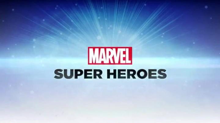 Aperçu des super héros de Disney Infinity 2.0