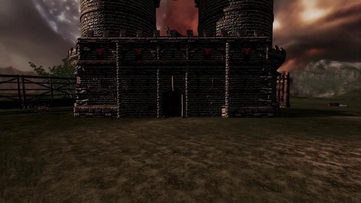 Contrôle de territoire : la construction de ville de Mortal Online