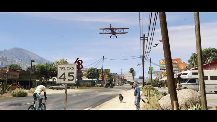 Bande-annonce multiplateformes de Grand Theft Auto V (VOSTFR)