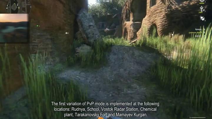 Guide de jeu : présentation du gameplay de Survarium (VRSTA)