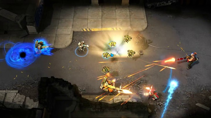 Premier aperçu du MOBA Shards of War