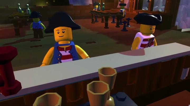 Présentation de LEGO Minifigures Online (VF)