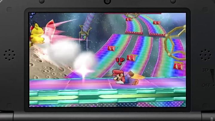 Bande-annonce de lancement de Super Smash Bros. for Nintendo 3DS