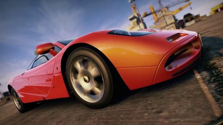 Aperçu de la McLaren F1 sur World of Speed