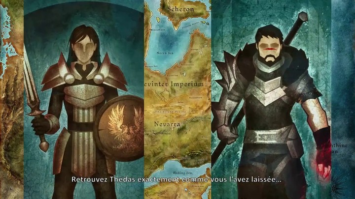 Présentation du Dragon Age Keep (VOST)