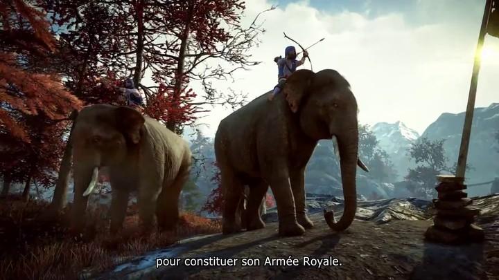 Présentation du mode multijoueur de Far Cry 4 (VOSTFR)