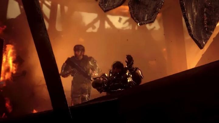 Première bande-annonce de Call of Duty : Advanced Warfare (VF)