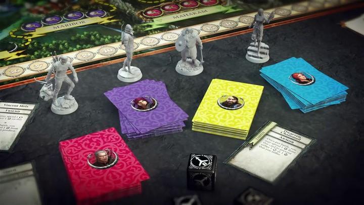 Tutoriel de The Witcher Adventure Game