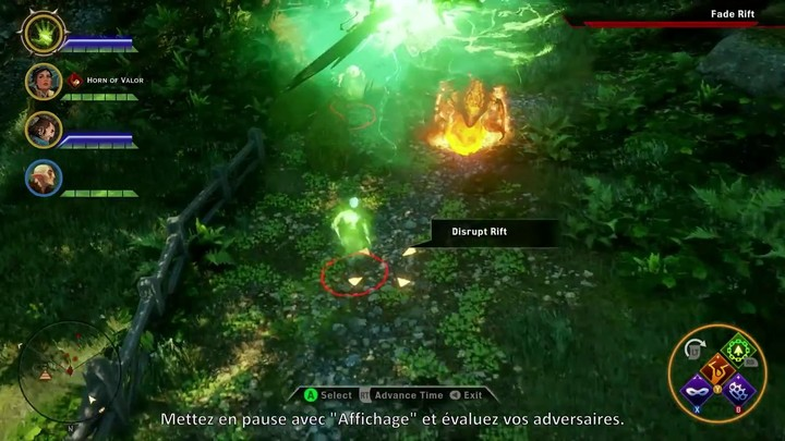 Trucs et astuces de Dragon Age Inquisition : caméra tactique (VOSTFR)