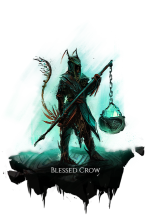 Blessed Crow