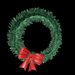 Icon props Theme Seasonal Winter Garlands Wreath01 256.png