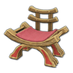 Prop-Ornate Kerran Stool (Red).png