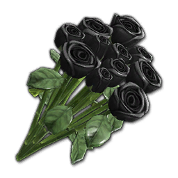 Icon props Theme Human Decorations Flowers RosesBouquet01 Black 256.png