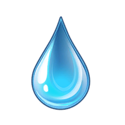 Icon resource liquid water 256.png