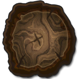 Icon resource wood burled 256.png