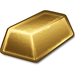 Icon resource metal gold 256.png