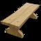 Icon props Theme Human Furniture Seating BenchLong02 Plain 256.png