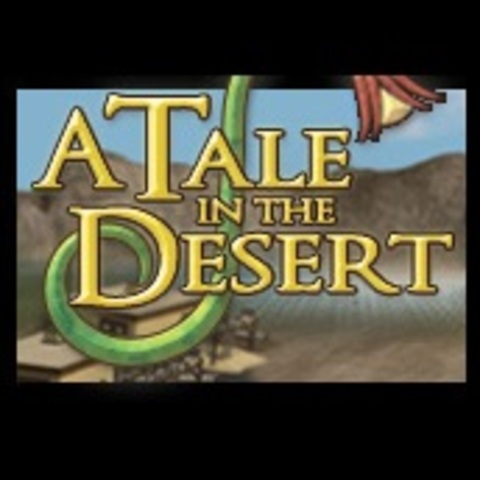 A Tale in the Desert - Un OVNI !