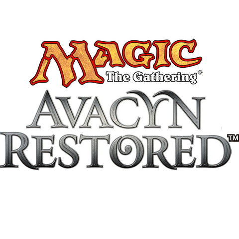 Avacyn Restored - Pas de cartes à double-face dans Avacyn Restored