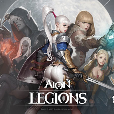 Aion Legions of War - Aion: Legions of War s'annonce en version occidentale