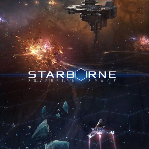Starborne - Le MMORTS spatial Starborne lance sa bêta ouverte