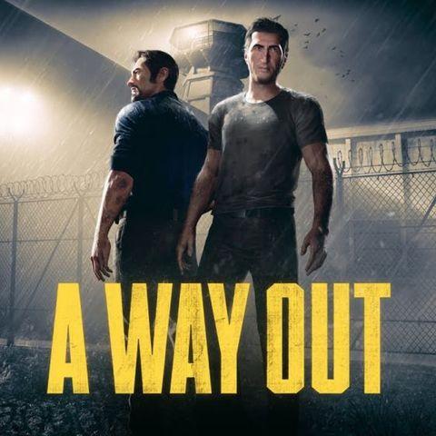 A Way Out - Une expérience narrative et coopérative très immersive.