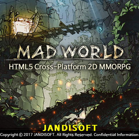 Mad World - Mad World s'annonce en « Alpha 1 » à partir du 22 mai