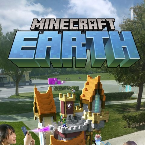 Minecraft Earth - Minecraft Earth en accès anticipé dès octobre