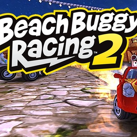 Beach Buggy Racing 2 - Beach Buggy Racing 2 jouable au volant de sa Tesla