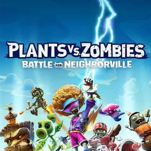Plants vs. Zombies : La Bataille de Neighborville - Aperçu de Plants vs. Zombies : La Bataille de Neighborville