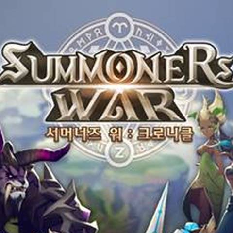 Summoners War Chronicles - Com2uS esquisse son MMORPG Summoners War Chronicles