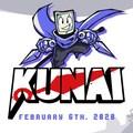 Test de Kunai -  Ma tablette et mon couteau