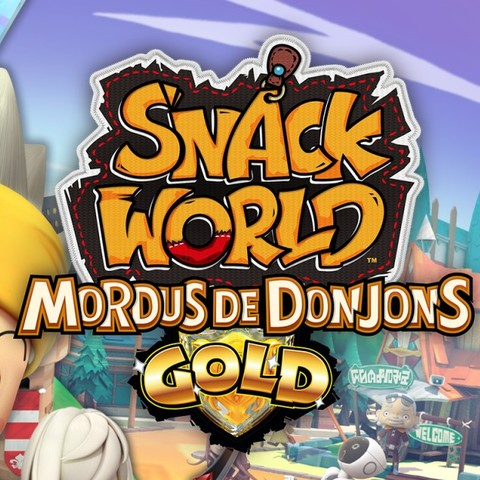 Snack World : Mordus de Donjons - Test de Snack World : Mordus de Donjons - Gold - On va pas en faire un fromage
