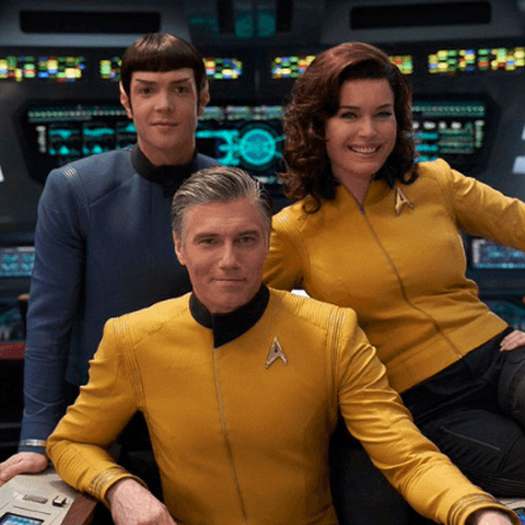 Star Trek: Strange New Worlds - CBS annonce Star Trek: Strange New Worlds pour revenir aux sources de la licence