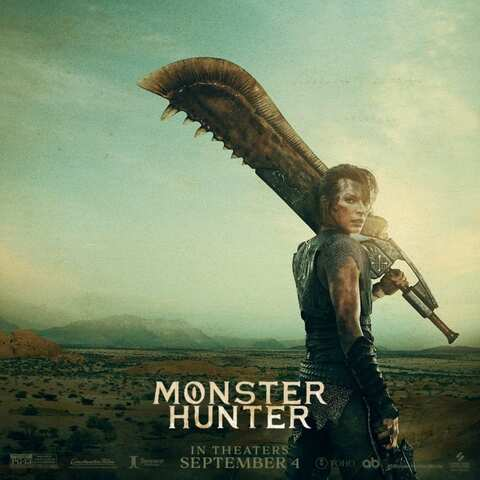 Monster Hunter (film) - Le film Monster Hunter repousse sa sortie à avril 2021