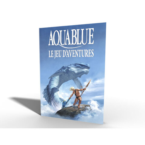 Aquablue - Aquablue est passé en production